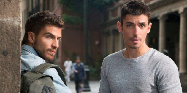 Maxi Iglesias ficha por 'Ingobernable', la nueva serie mexicana de