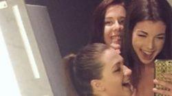 El 'selfie' de unas chicas antes de salir de fiesta que ha emocionado a