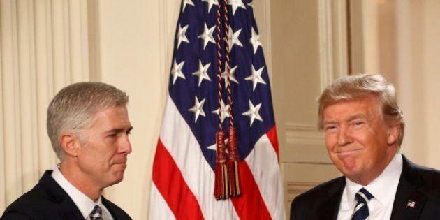 Trump nombra a Neil Gorsuch, conservador y a favor de la pena de muerte, para el