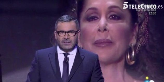 Jorge Javier Vázquez estalla contra Isabel Pantoja: