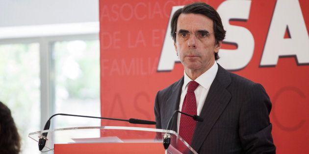 Aznar reclama una segunda reforma laboral en