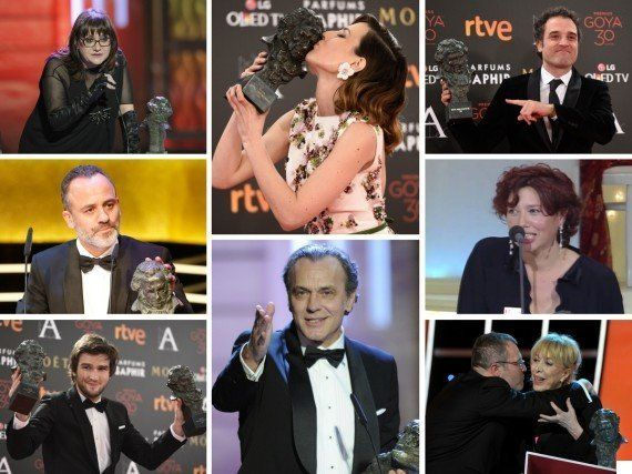 Colega, ¿dónde está mi Goya? 23 ganadores cuentan qué han hecho con la
