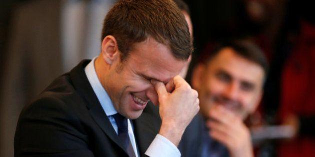 Emmanuel Macron o el perfecto