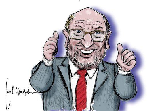 Schulz 2017: ocasión y