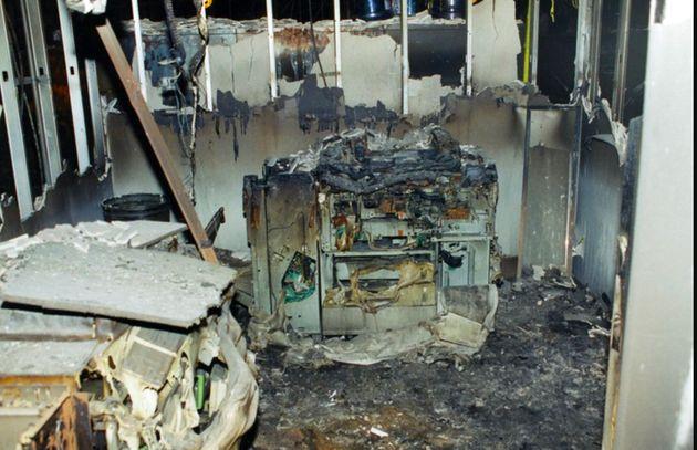 El FBI desclasifica fotografías nunca vistas del Pentágono tras el