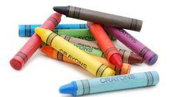 Crayola jubila a su amarillo oscuro para incluir otro