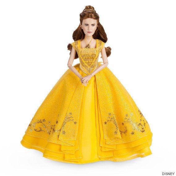 La muñeca de Emma Watson en 'La Bella y la Bestia' ya se vende en