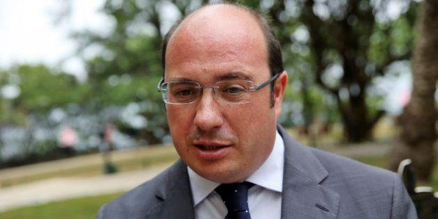 El TSJ investigará al presidente de Murcia por prevaricación y