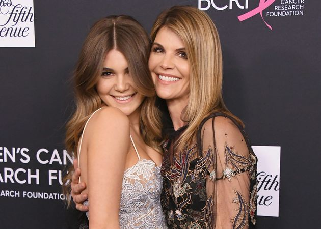 Actress Lori Loughlin, along with her husband Mossimo Giannulli, is accused of paying $500,000 to...