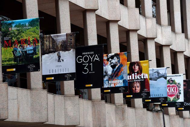 Los Goya, esa 'fiesta' del cine