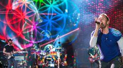 Coldplay apoya con un vídeo el rescate a inmigrantes en el