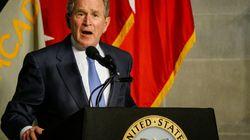 Bush carga (a saco) contra