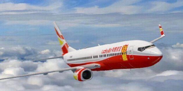 Cancelan un vuelo en China porque una anciana tiró monedas al motor del