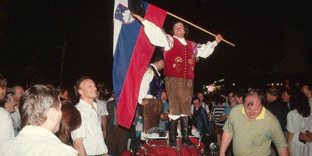 Eslovenia se desmarca de las comparaciones con Cataluña: