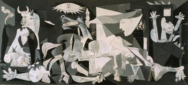 80 años contemplando el 'Guernica' de Picasso: ¿qué significan los elementos del