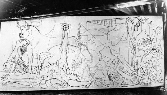 80 años contemplando el 'Guernica': ¿qué significan los elementos del