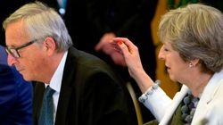 Juncker, a su llegada a la cumbre sobre el Brexit: