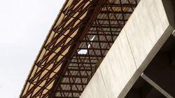 Suspendido el Deportivo-Betis por los daños en las cubiertas de