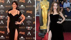Penélope Cruz, a lo Angelina Jolie en la alfombra roja de los