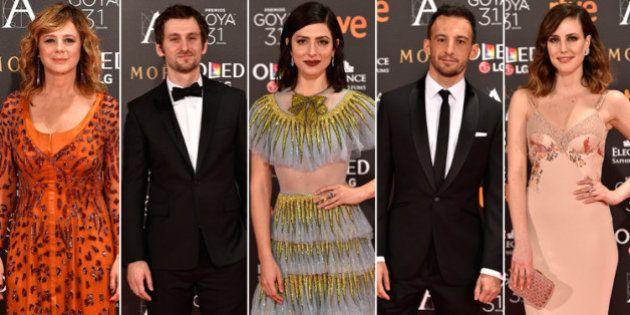 Alfombra roja de los Premios Goya 2017: todos los vestidos