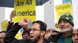 Menudo bofetón: Un juez de EEUU bloquea el veto migratorio de