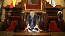 En el aire el gobierno de la Marea en A Coruña al retirarle su apoyo el