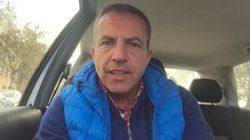 La reprimenda de la Guardia Civil a Cristóbal Soria por esta