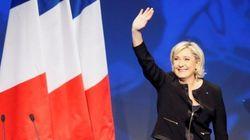 Marine Le Pen se presenta como la candidata del