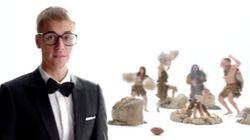 Justin Bieber vuelve con esta imagen a Instagram y le llueven los parecidos