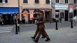 ¿Guerra para defender Gibraltar? Theresa May es partidaria del