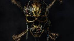 El nuevo tráiler de 'Piratas del Caribe: la venganza de Salazar' promete mucha