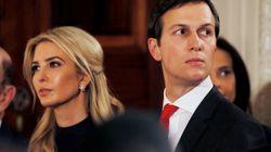 Ivanka Trump y su marido siguen sacando provecho de sus