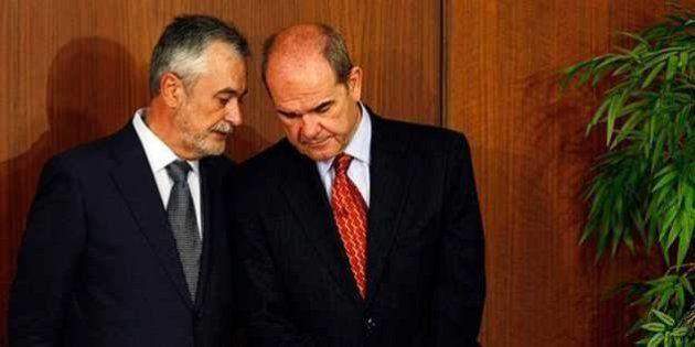 Anticorrupción se opone a que Chaves y Griñán sean investigados por los cursos de
