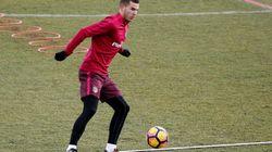 La Fiscalía pide siete meses de prisión para el jugador del Atlético de Madrid Lucas Hernández y seis para su