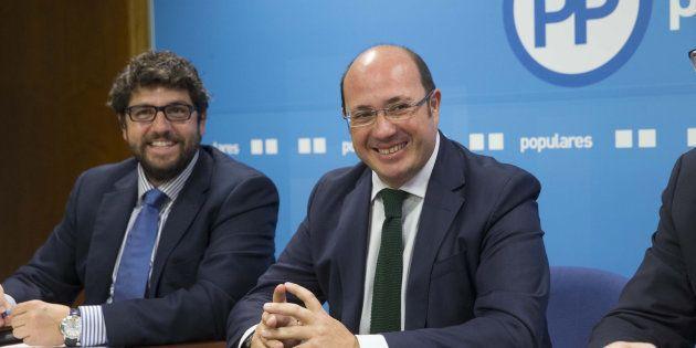 Fernando López Miras y Pedro Antonio