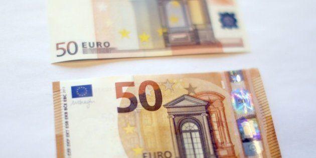 El nuevo billete de 50 euros entra este martes en