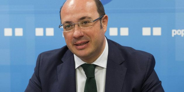 El juez pide imputar al presidente de Murcia en la Púnica en contra de la