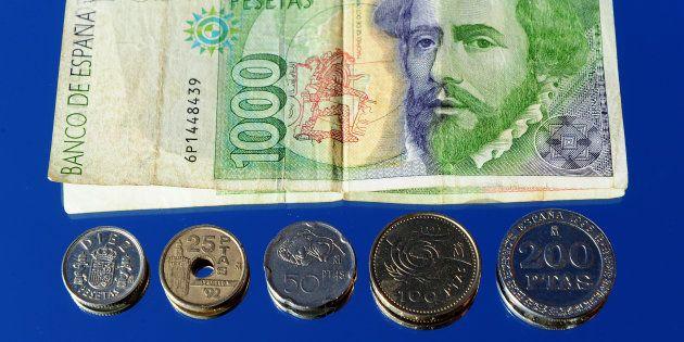 ¿Una de estas monedas de peseta puede valer miles de