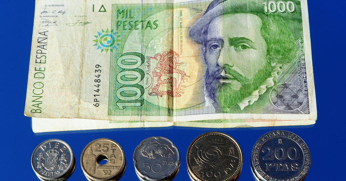 Una De Estas Monedas De Peseta Puede Valer Miles De Euros El Huffpost
