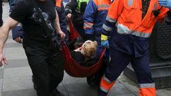 14 muertos y 51 heridos en una explosión en el metro de San