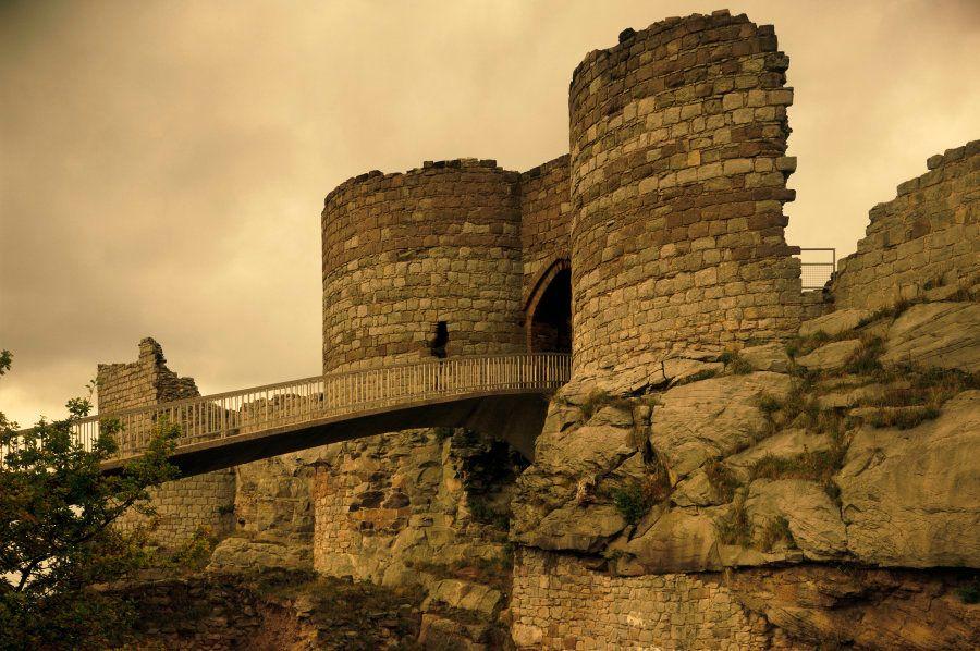 Los 10 lugares más embrujados de Reino