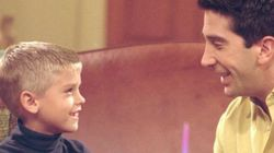 El hijo de Ross en 'Friends' sale en una nueva serie. Y está