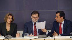 Rajoy sigue apoyando al presidente de