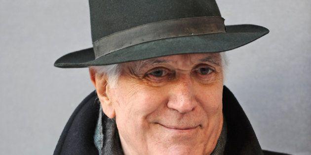 Federico Luppi, durante la promoción de la película 'Cuestión de principios ' en enero de