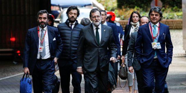 Mariano Rajoy, en