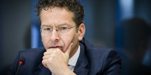 Imagen de archivo del presidente del Eurogrupo, Jeroen Dijsselbloem. EFE/Bart