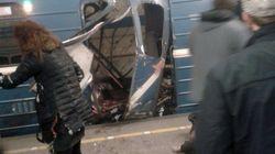 El maquinista del metro de San Petersburgo en el que ocurrió la explosión no detuvo el tren hasta llegar a la