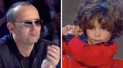 Risto se ablanda con unos niños flamencos y pulsa el botón dorado en 'Got