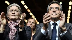 La mujer de Fillon cobró 45.000 euros del Parlamento por fin de