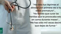 El viral mensaje de una enfermera que abre los ojos sobre la